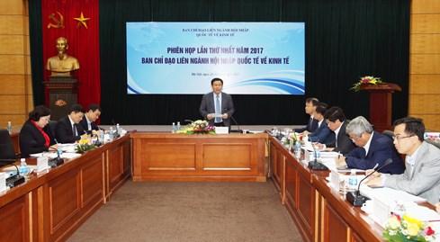 Chủ động, tích cực hội nhập kinh tế quốc tế