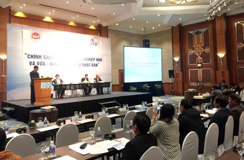 Chính sách hỗ trợ doanh nghiệp nhỏ và vừa - Kinh nghiệm từ Nhật Bản