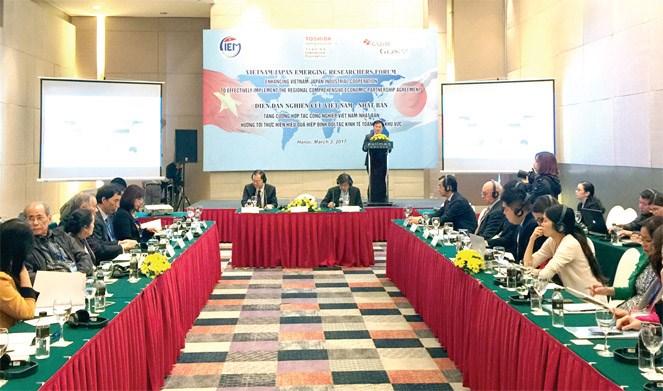 Hiệp định đối tác kinh tế toàn diện khu vực (RCEP): Việt Nam được hưởng lợi nhiều