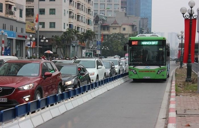 Xe buýt nhanh và thân thiện