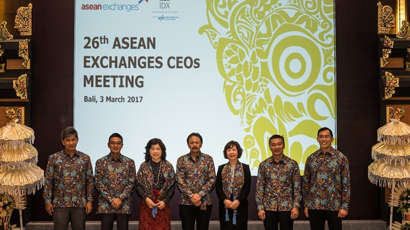 HNX tham dự Hội nghị Tổng Giám đốc các Sở GDCK ASEAN lần thứ 26