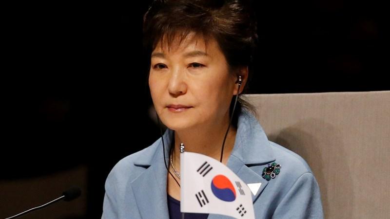 Tòa án Hiến pháp Hàn Quốc chính thức phế truất Tổng thống Park Geun-hye