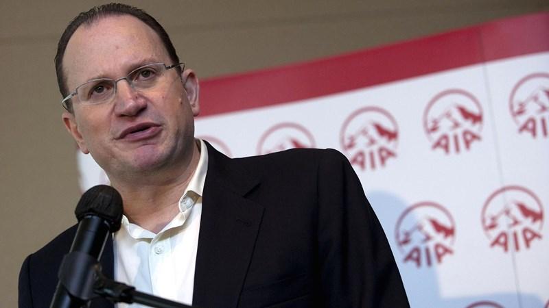 Giám đốc điều hành AIA Mark Tucker đảm nhận vai trò chủ tịch HSBC
