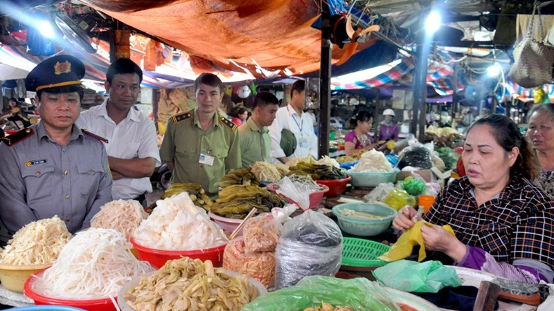 Tăng cường quản lý nguồn gốc thực phẩm