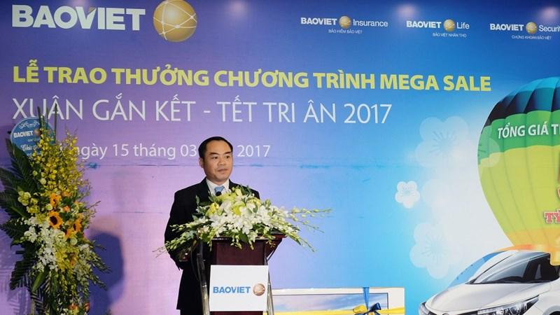 Hơn 22 nghìn khách hàng tham gia: Sức hút từ chương trình Bảo Việt Mega Sale 2017
