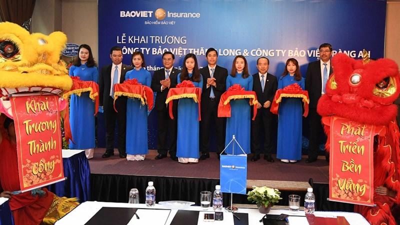 Bảo hiểm Bảo Việt thêm hai thành viên vào câu lạc bộ trăm tỷ đồng tại Hà Nội
