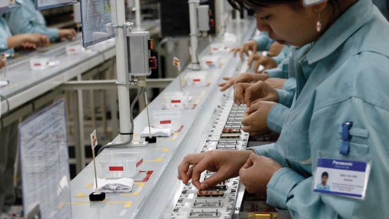 Hỗ trợ doanh nghiệp đầu tư phát triển sản xuất lĩnh vực công nghiệp