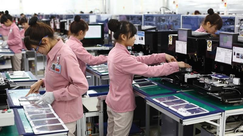 Vốn FDI tăng mạnh nhờ dự án tỷ USD