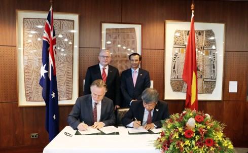 Australia - Việt Nam hướng tới quan hệ Đối tác kinh tế