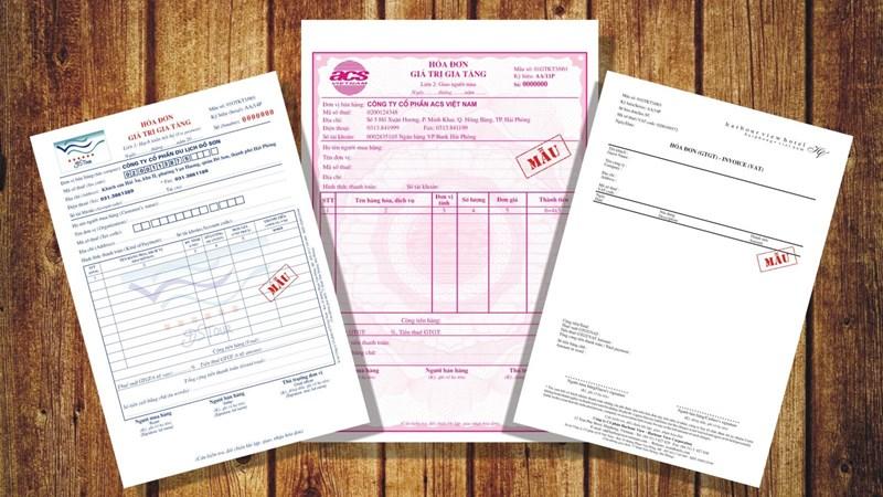 Lưu ý viết hóa đơn khi có nhiều danh mục hàng hóa?