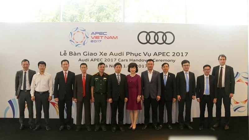 Tổng công ty Bảo hiểm Bảo Việt: Nhà bảo hiểm phương tiện phục vụ APEC 2017