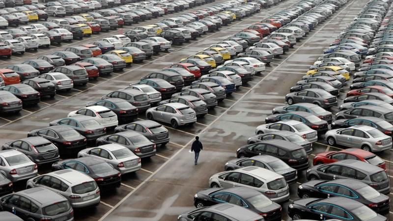 Tiêu thụ gần 65.000 xe ô tô trong quý I/2017