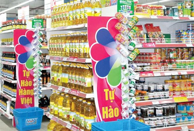 Hàng Việt ở đâu trong kênh phân phối hiện đại?
