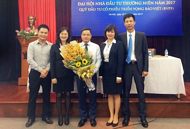 Công ty Quản lý Quỹ Bảo Việt tổ chức Đại hội nhà đầu tư thường niên các quỹ mở năm 2017