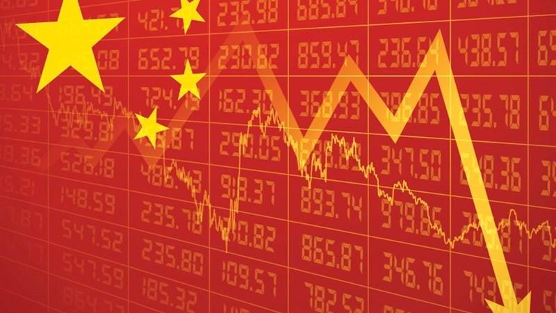 """""""Cỗ xe"""" M&A Trung Quốc giảm tốc"""