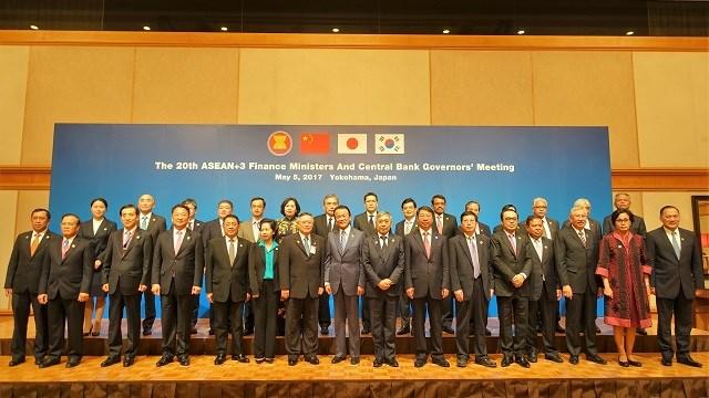 Hội nghị Bộ trưởng Tài chính và Thống đốc Ngân hàng Trung ương ASEAN+3 lần thứ 20