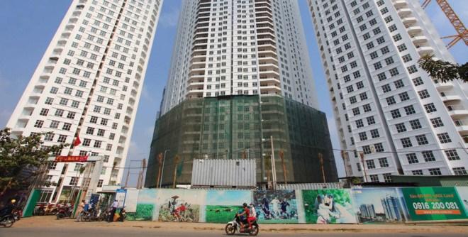 Thị trường căn hộ TP. Hồ Chí Minh rục rịch khởi động trở lại