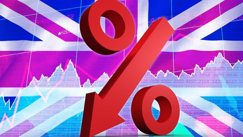 Tăng trưởng Kinh tế Anh thấp nhất trong một năm qua