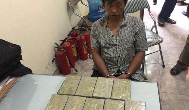 Lực lượng Hải quan phát hiện 21 vụ ma túy