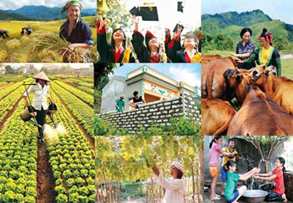 Nâng cao hiệu quả hỗ trợ sản xuất kinh doanh tại các xã nghèo tỉnh Cao Bằng