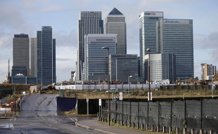 Vị trí trung tâm tài chính hàng đầu của Anh bị lung lay vì Brexit