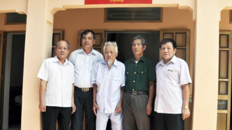 """Phát động """"Chương trình xây dựng nhà tình nghĩa tặng đối tượng chính sách tại tỉnh Quảng Trị"""""""