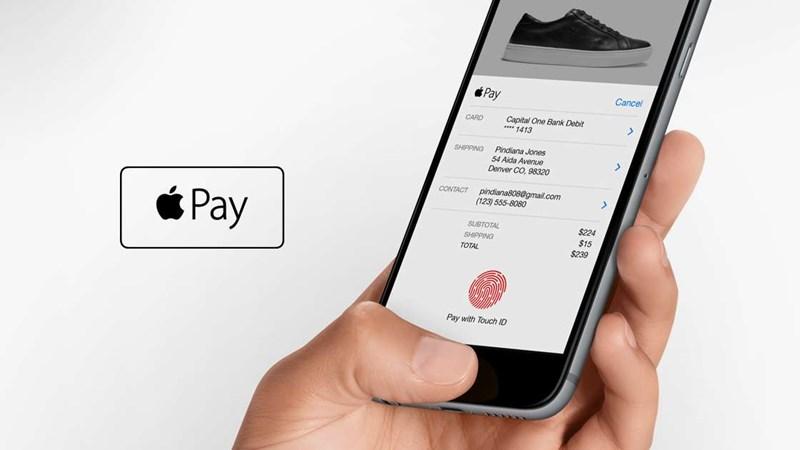 Apple khuyến khích thanh toán di động