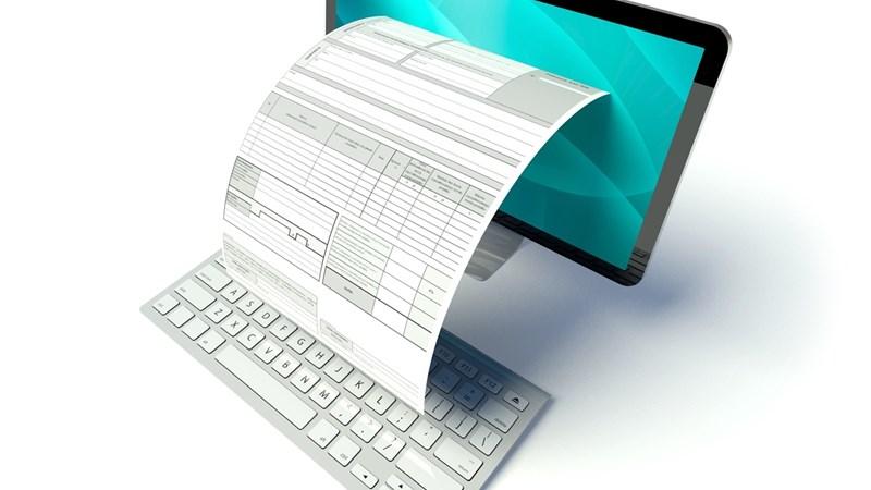 Các quy định về tiêu thức trên hóa đơn điện tử