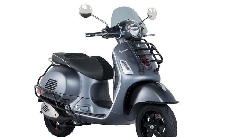 Vespa GTS300 giá 120 triệu - Đòn đánh mạnh vào SH300i