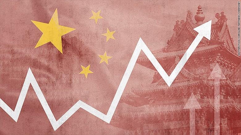 [Infographic] Trung Quốc: GDP quý II/2017 tăng 6,9%