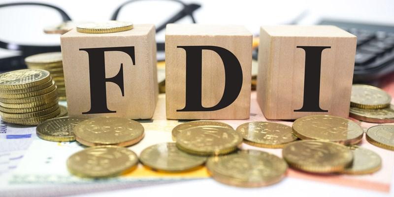 7 tháng, vốn giải ngân FDI tăng 5,8% so cùng kỳ
