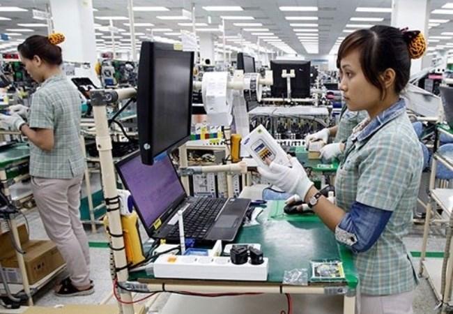 Chỉ số sản xuất ngành công nghiệp tăng 6,5%