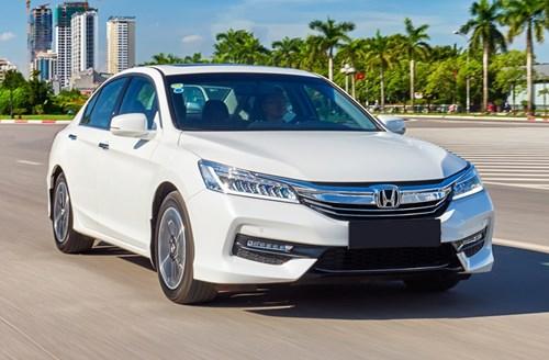Ô tô Honda giảm giá gần 200 triệu tại Việt Nam