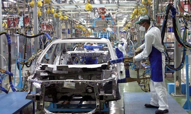 """""""Sức khỏe"""" trong lĩnh vực sản xuất của Việt Nam đang cải thiện"""
