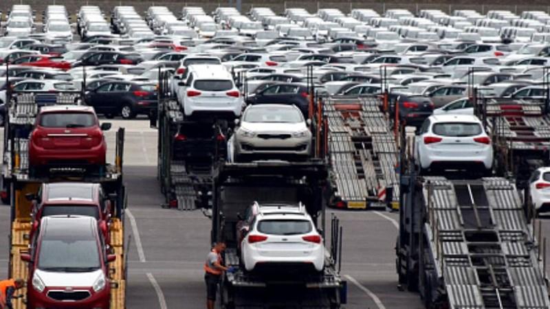 Ôtô nhập khẩu từ Ấn Độ giảm mạnh
