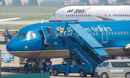 Vốn Nhà nước tại Vietnam Airlines sẽ còn 65% vào năm 2020