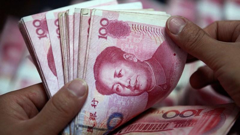 [Infographic] Khả năng thanh toán lãi vay của công ty Trung Quốc
