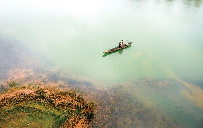 Nét đẹp bồng lai ở Hồ Ba Bể