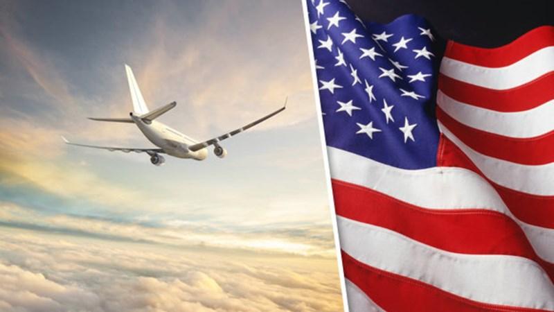 [Infographic] Khách quốc tế tới Mỹ bằng đường hàng không giảm