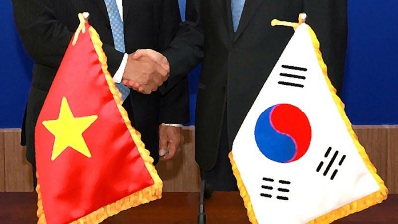 Trang mới trong quan hệ thương mại Việt Nam - Hàn Quốc