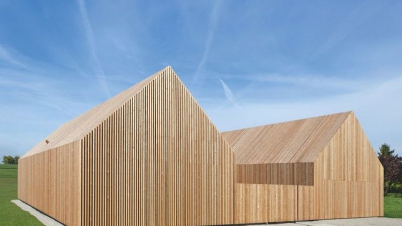 10 tòa nhà gỗ khiến cả thế giới kinh ngạc