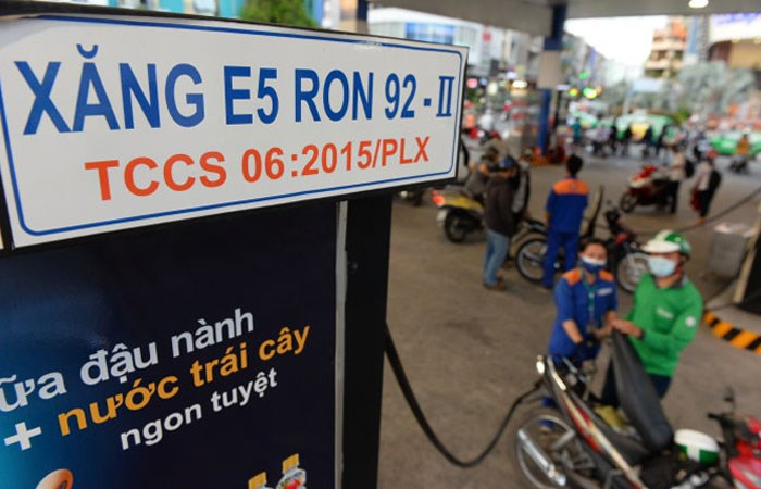 Sử dụng xăng E5 thay thế xăng RON92: Bài toán về nguyên liệu sản xuất