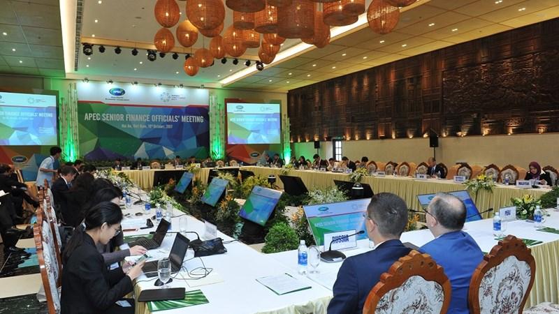 [Video] Hội nghị quan chức tài chính cao cấp APEC 2017