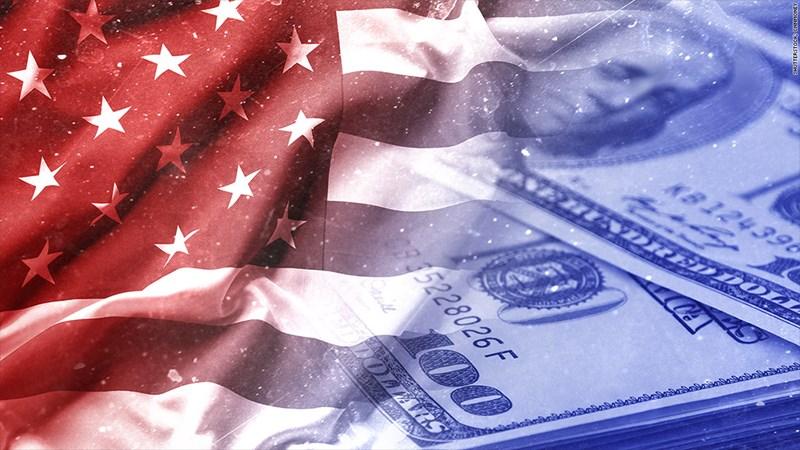 [Infographic] Mỹ: Tăng trưởng lợi nhuận của các công ty lớn giảm