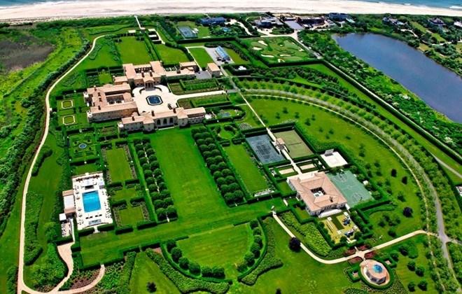 Cùng chiêm ngưỡng những ngôi nhà lớn nhất hành tinh