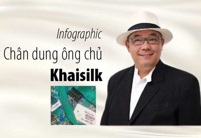 [Infographic] Chân dung triệu phú tiền đô Khaisilk
