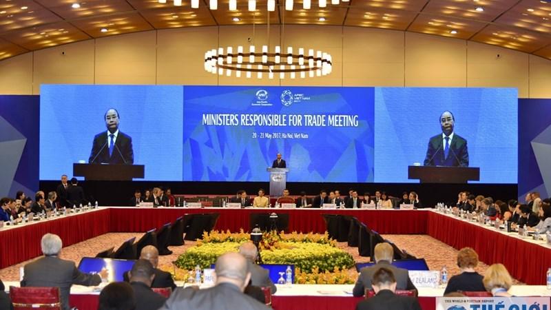 """Tuần lễ Cấp cao APEC 2017: Niềm tin vào """"sợi chỉ đỏ"""""""