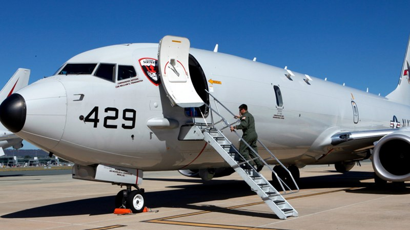 [Infographic] Uy lực máy bay săn ngầm 'Thần biển' của hải quân Mỹ