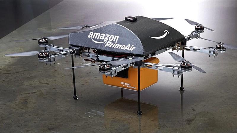 Huy động robot, máy bay không người lái!