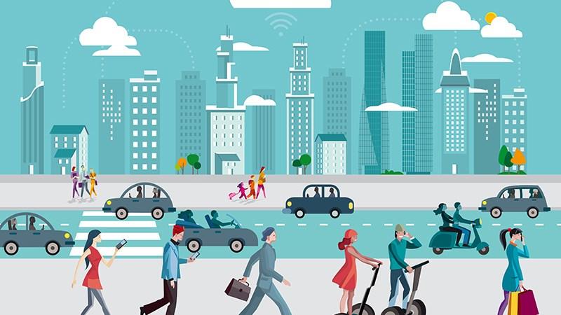 [Infographic] Đô thị thông minh: Động lực xây dựng xã hội hiện đại